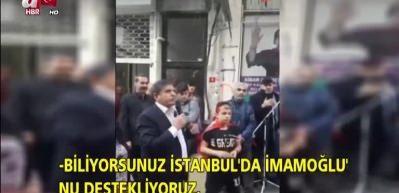 HDP'li başkan İmamoğlu'nu ele verdi! Bu da mı yalan?