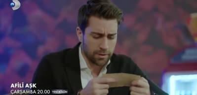 Afili Aşk dizisi 34. bölüm fragmanı!