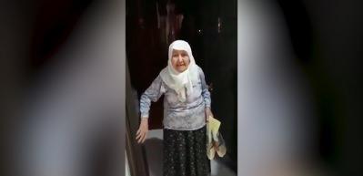 90 yaşındaki teyzeden Cumhurbaşkanı Erdoğan'a dua