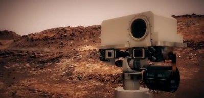 Böyle duyurdular! Mars'a helikopter gönderecek