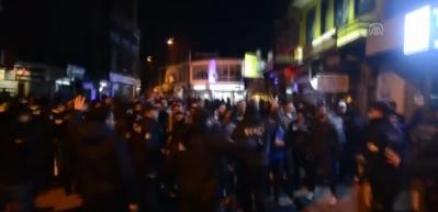 Çıkan silahlı kavgada biri polis memuru 2 kişi yaralandı