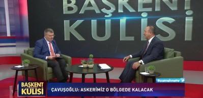Bakan Çavuşoğlu, Pence görüşmesinin detaylarını açıkladı