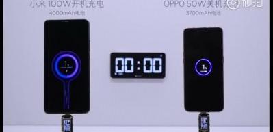 Xiaomi'den hızlı şarj rekoru!