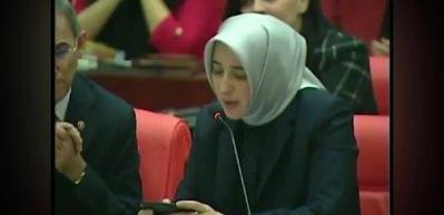 HDP'li vekilin 'başörtü' çıkışına Özlem Zengin'den ders gibi cevap