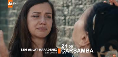 Sen Anlat Karadeniz 18.bölüm fragmanı: Tahir ölüm kalım savaşında...