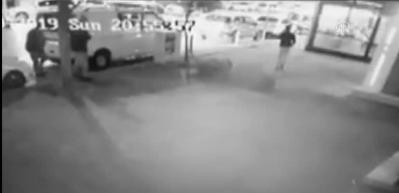 Art arda 2 kişiyi öldürmüştü... ATM görüntüleri ortaya çıktı