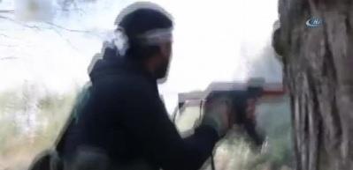 TSK ve ÖSO birlikleri Omranlı köyünü terör örgütü YPG'den temizledi