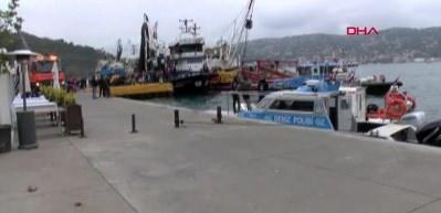 Aracını denize itti, taksiye binip gitti