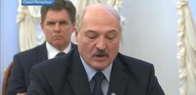 Putin ve Lukaşenko'dan doğal gaz pazarlığı