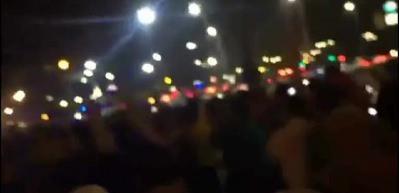 Mısır'da halk Tahrir Meydanı'nda!