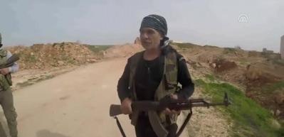 Zeytin Dalı, Bab'daki köylülere cesaret verdi