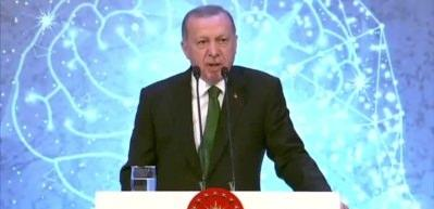 Cumhurbaşkanı Erdoğan'dan sağlık çalışanlarına teşekkür