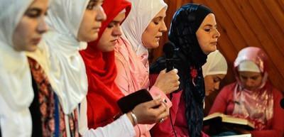 Bosnalı kadınların 500 yıllık mukabele geleneği