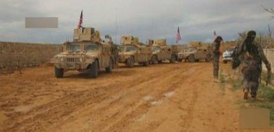 ABD, 1000'e yakın PYD'liyi Türkiye sınırına yerleştirdi