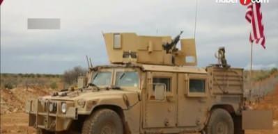 ABD, YPG'yle kol kola