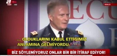 ABD'den terör örgütü YPG itirafları!