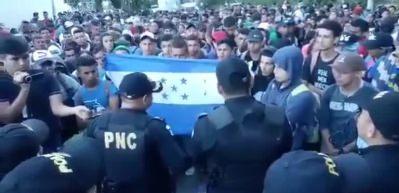ABD'nin büyük korkusu! Yüzlerce kişi sınıra ulaştı