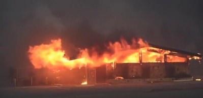 ABD'nin Kaliforniya eyaletinde büyük yangın