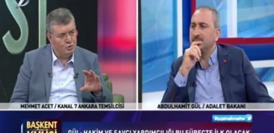 Abdülhamit Gül: Süresiz nafaka açıklaması
