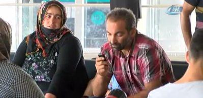 Acı haberi alan Sedanur'un ailesi Kars'a döndü