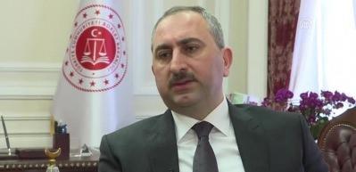 Adalet Bakanı Gül'den önemli açıklama!