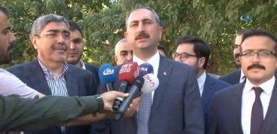 Adalet Bakanı Gül'den 'Seçim Güvenliği' açıklaması