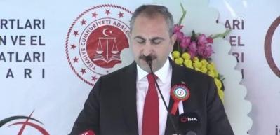 Adalet Bakanı'ndan sert FETÖ mesajı!