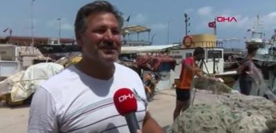 Adana'da balıkçının 'aracı' isyanı