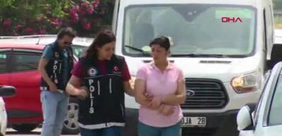 Adana'da uyuşturucu satan çift tutuklandı