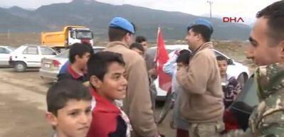 Afrin'e girecek özel harekatçılar hazır