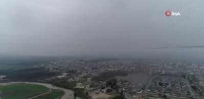 Afrin'e havan saldırısı: 1 ölü, 4 yaralı