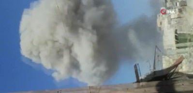 Rus savaş jetleri vurdu: Çok sayıda ölü var