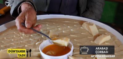 Afyon'da yiyebileceğiniz lezzet: Arabaşı çorbası
