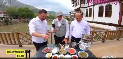 Ağız sulandıran enfes sulu yemek tarifi: Amasya Bamyası