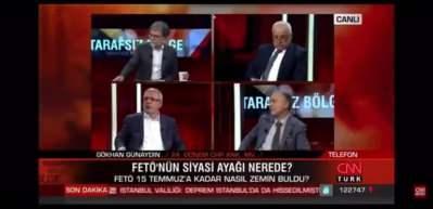 Ahmet Hakan'dan, CHP eski Milletvekili Gökhan Günaydın'a sert tepki