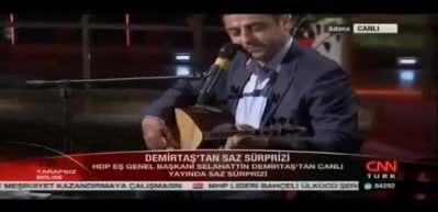 Ahmet Hakan'dan 'Demirtaş' eleştirilerine cevap