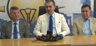 AK Parti: ABD Büyükelçiliği saldırısı provokasyon