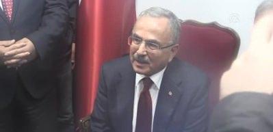 AK Parti adayı Güler'e coşkulu karşılama
