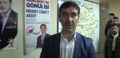 AK Parti için bir ilki başardı! HDP'nin kalesini yıkıp geçtiler