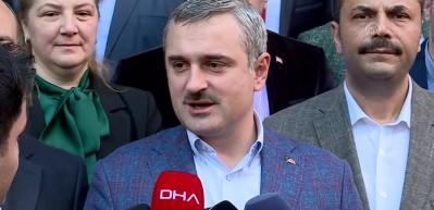 AK Parti İstanbul İl Başkanlığından yeni üye çalışmas
