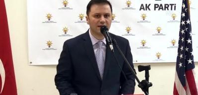 AK Parti'den ABD'de seçim hazırlık toplantısı