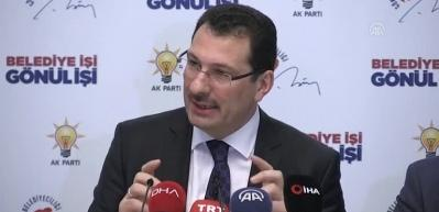 AK Parti'den İstanbul açıklaması!