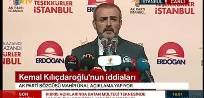 AK Parti'den Kılıçdaroğlu'na sert cevap: Destansı bir pişkinlikle...