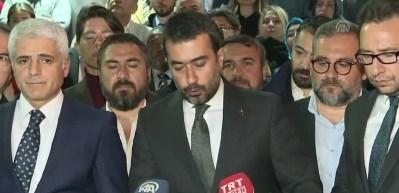 AK Parti'li Özcan: Seçim henüz sonuçlanmamıştır
