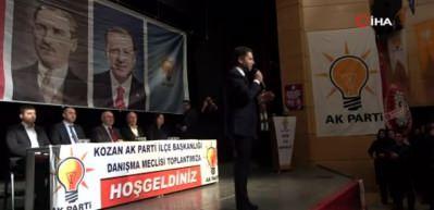 AK Partili Sarıeroğlu: Çok stratejik alanlarda çok büyük hamleler yapıyoruz