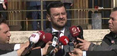 AK Parti'ye geçen vekilden ilk açıklama