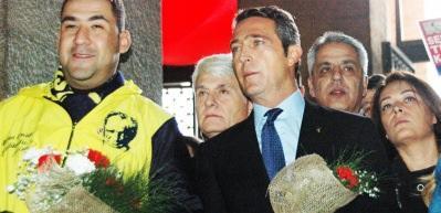 Ali Koç, Anıtkabir'de o soruya cevap vermedi!