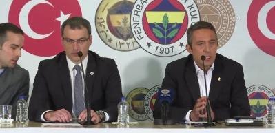 Ali Koç'tan flaş Aykut Kocaman açıklaması!