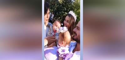 Alişan oğlu Burak'a Lila bebeği istedi Hakan Hatipoğlu'da verdi!