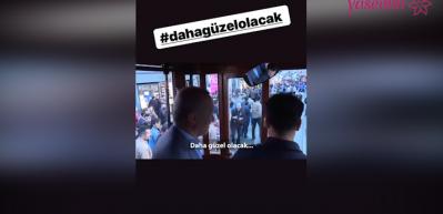 Alişan'dan Başkan Erdoğan'a destek